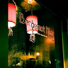 Bergamot alley wine bar, Healdsburg. The best late night wine bar in town. Great wine selections, fantastic beer selection, live music, and great ambiance. Pick your own record!