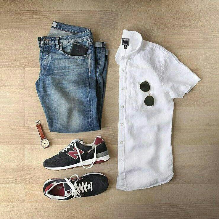 best sneakers db86e 143dc Pin von J L auf Style... | Männer mode, Herren mode und Mode ...