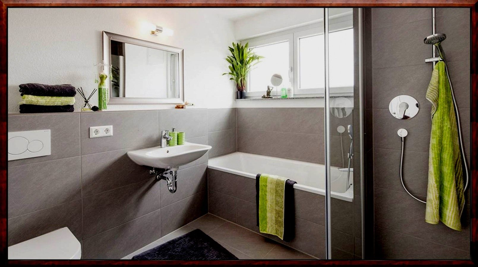 Badezimmer Neu Verfliesen Kosten Mit Bildern Badezimmer Streichen Badezimmer Farben Badezimmer Anthrazit