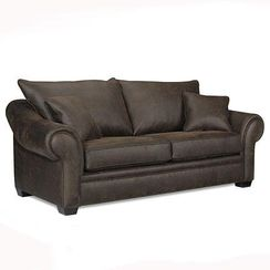 Taurus\' Sofa from Sears - the fabric would be perfect to stand up ...