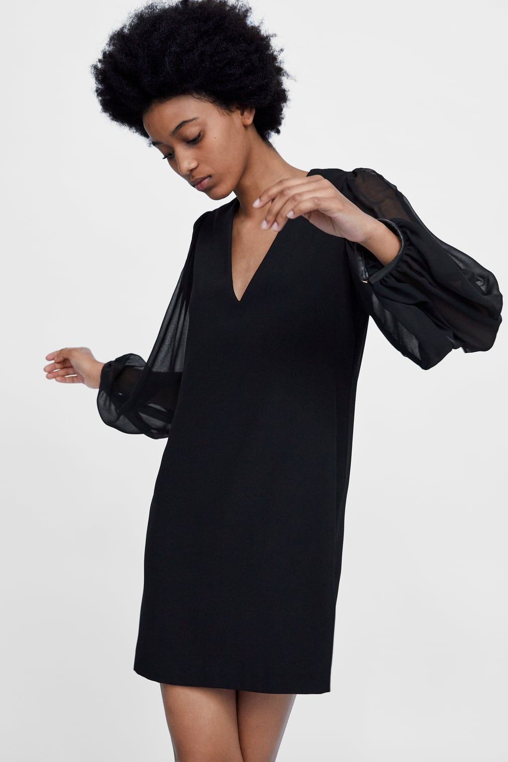 2 Courte ZaraParty DressesHoliday Robe Time De Image EIDH29