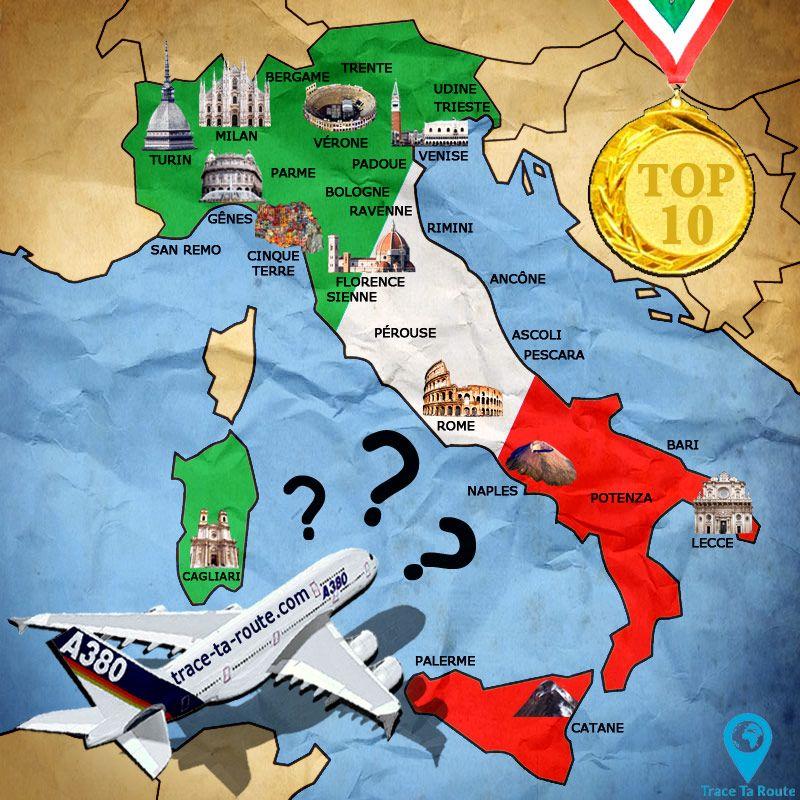 Voyage En Italie Top 10 Des Villes Incontournables A Visiter