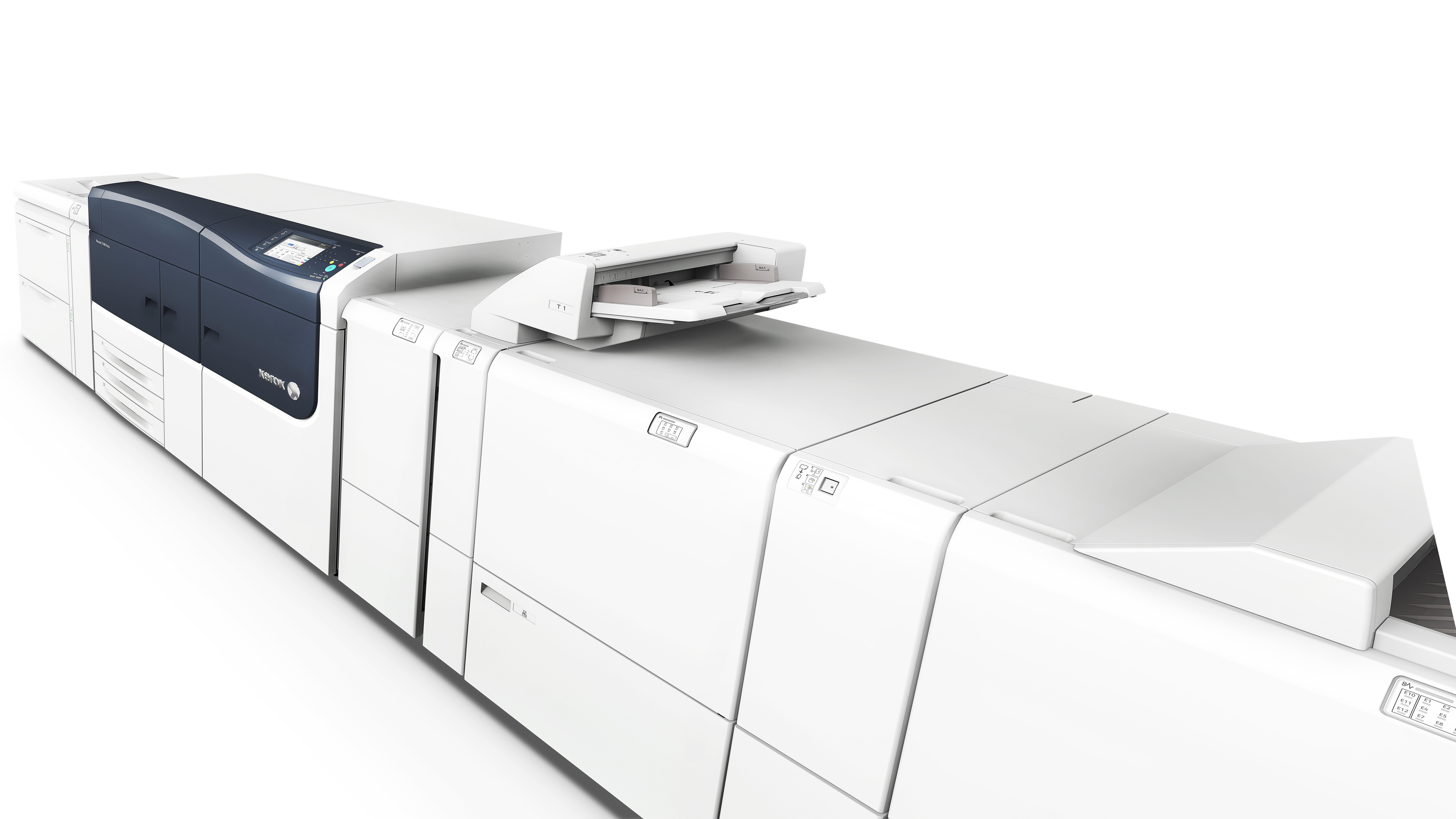 Xerox Versant 3100 Press Office Prints Banner Printing Color