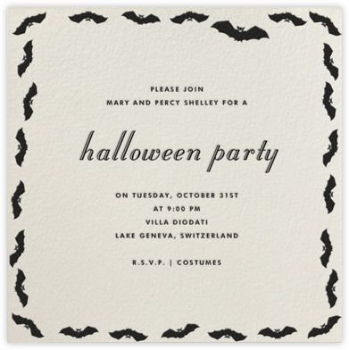 USD 12 for 40 evites  https://www.paperlesspost.com/cards/category/halloween-invitations?page=5&card=339