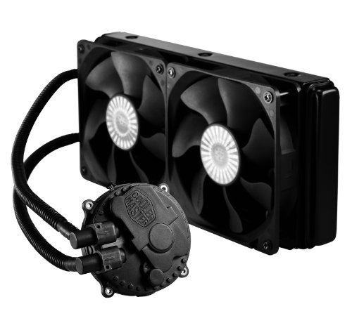 Cooler Master Seidon 240m Liquid Cpu Water Cooling System With