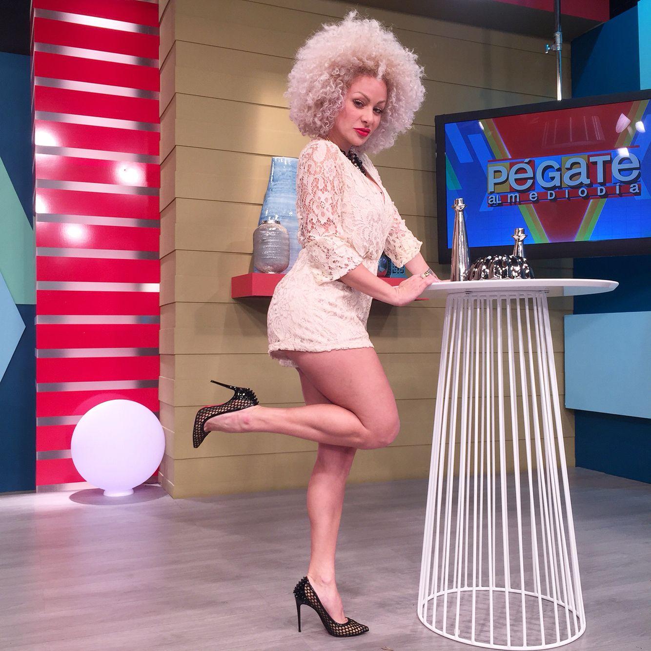 Angelique Lewis Nude pin on burbu fashion