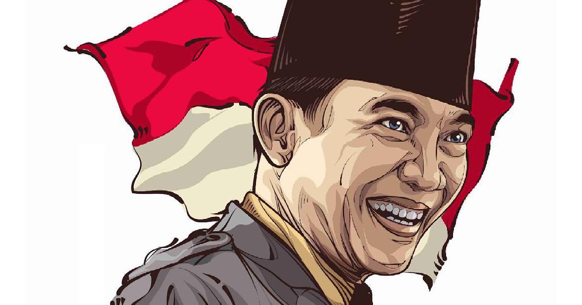 Pin Oleh Suparno Fatmona Di Vector Tokoh Sejarah Gambar Kartun