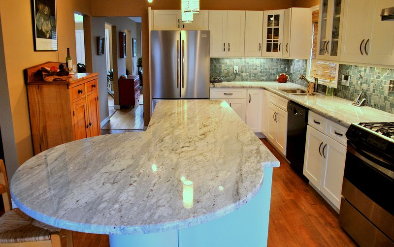 White Delight Granite Countertops Granite Countertops Granite