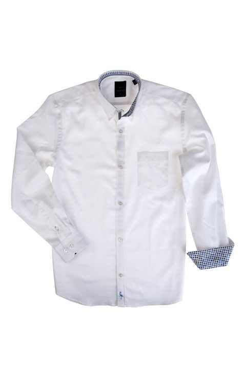 TailorByrd Oneida Lake Dress Shirt (Big Boys)