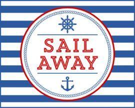 Free Printable Nautical