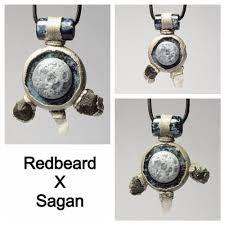 Sagan x Redbeard Heady Pendant