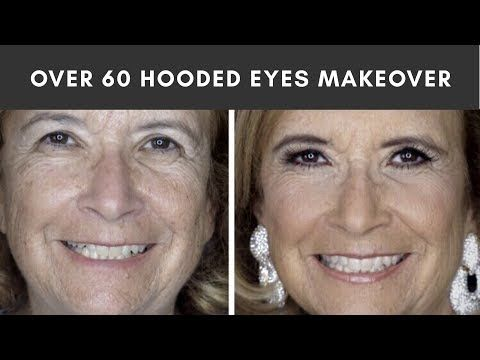 Makeup for mature skin over 60