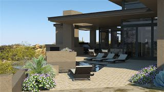 Joel Lueck: Rendering another house with Vray