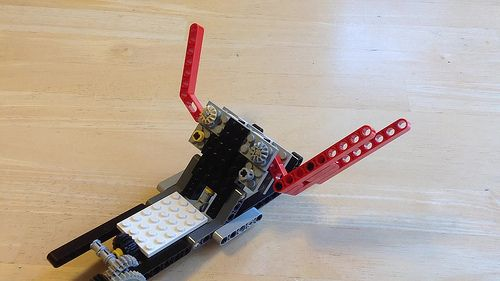 Lego NXT EV3 Robot FLL with Grabber Arm - improved version ...