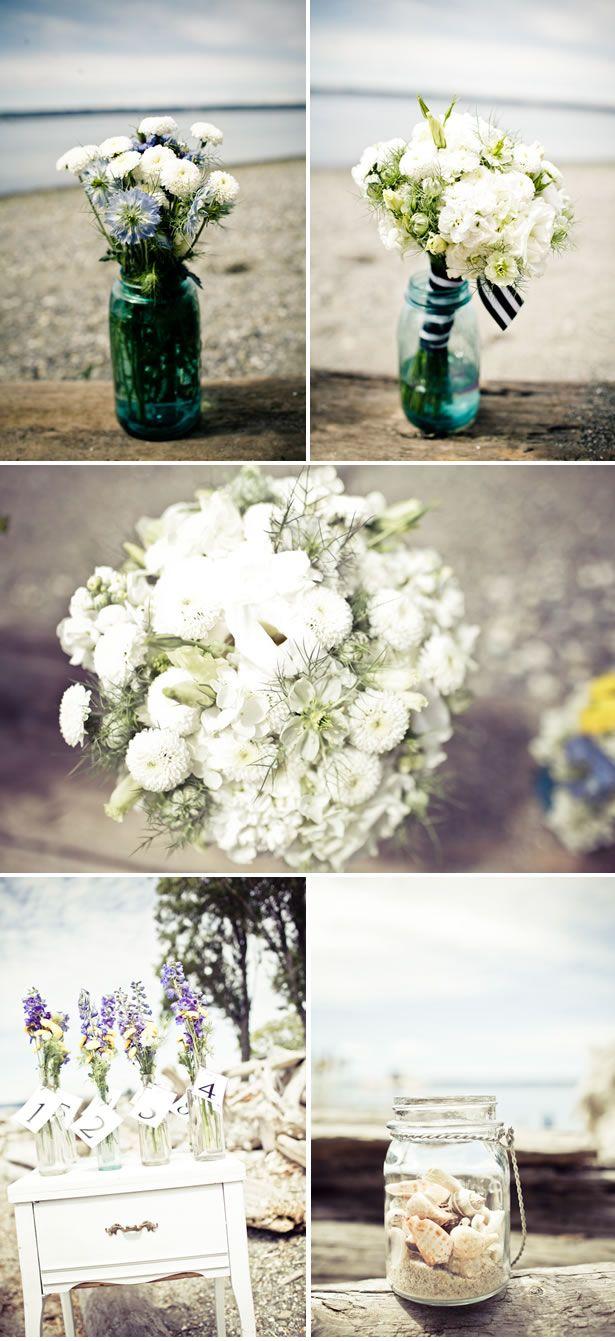 Vintage Nautical Beach Style Shoot | Pinterest | Themed weddings ...