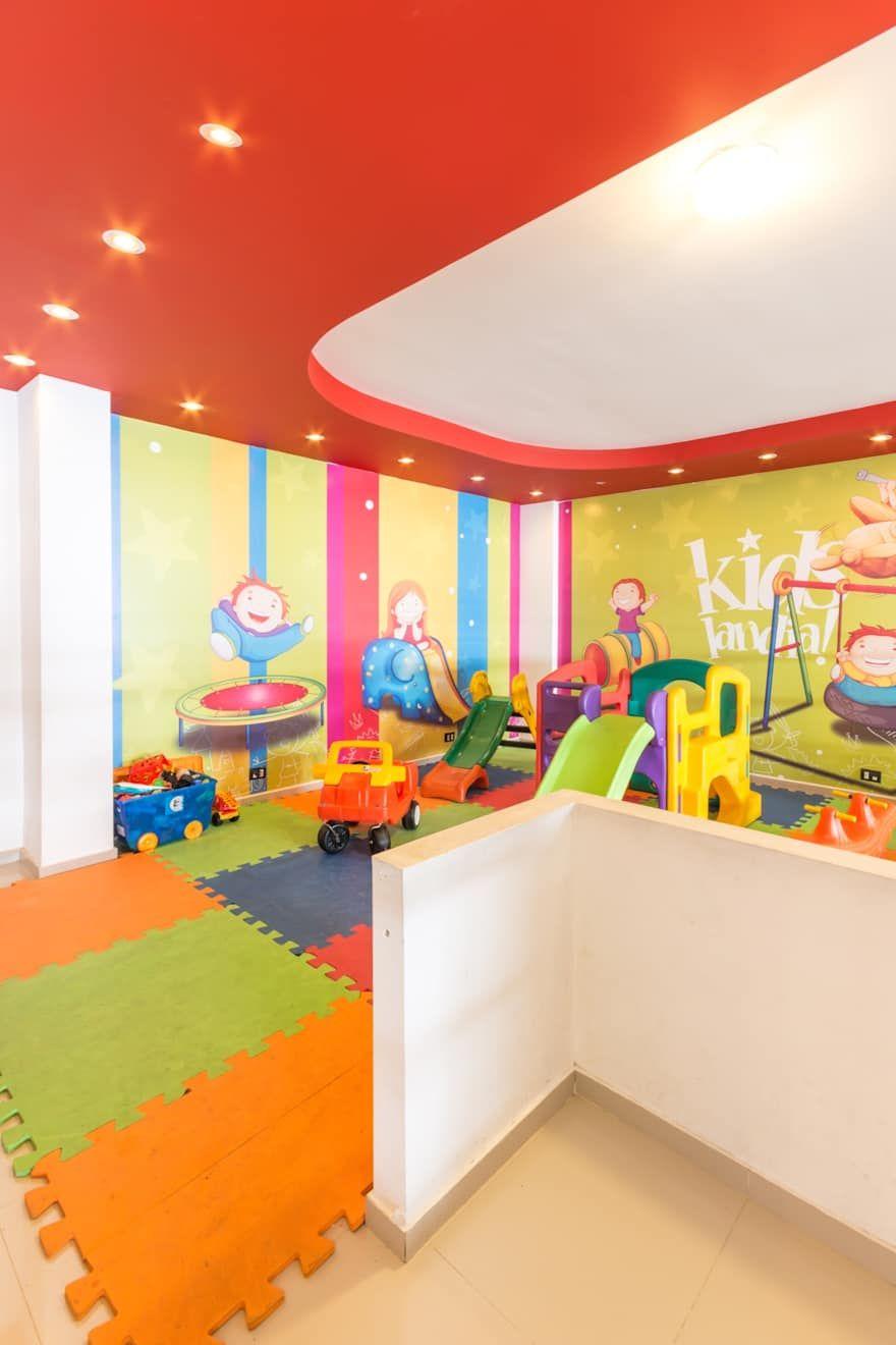 Local De Juego Para Ninos Kidslandia De Celoira Calderon