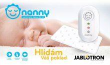 Nanny Monitor dechu Jablotron