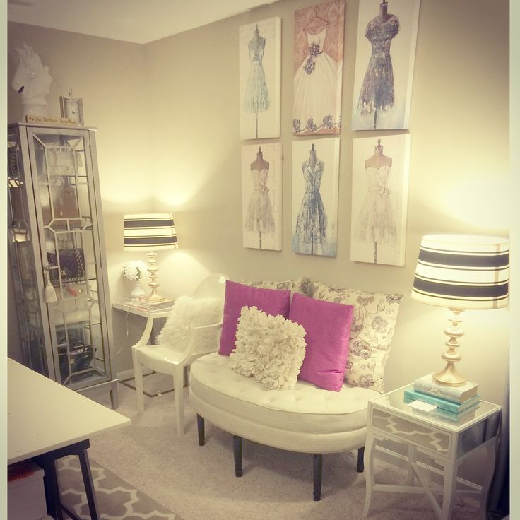 dressing room nook | Dressings | Dressing Nook | Pinterest ...