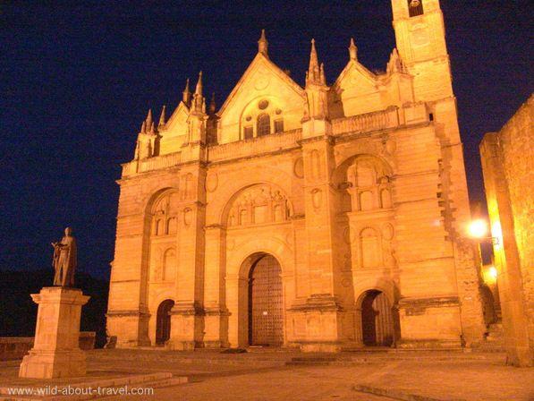 Antequera, Santa Maria La Mayor