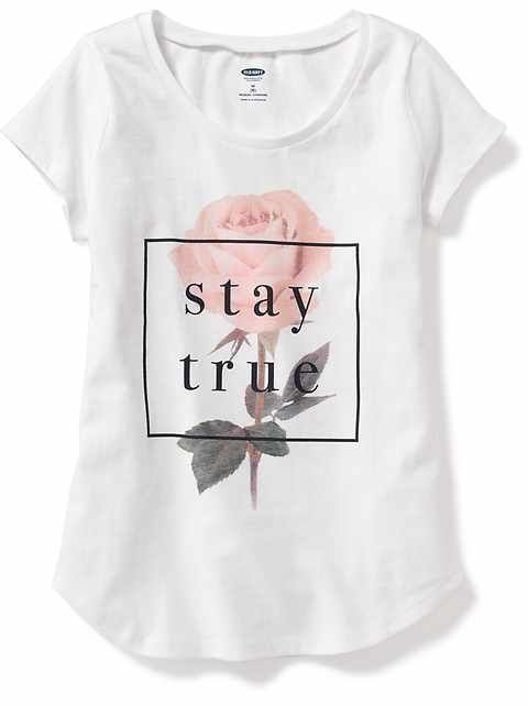 e6a71a2b2da0b Girls Clothes: Up to 50% Off Kids Sale | Old Navy | fashion explosion in  2019 | Clothes, Kids outfits, T shirts for women