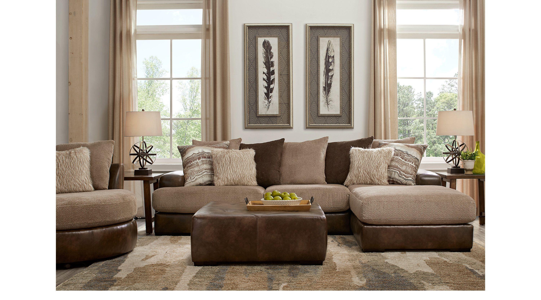 Fabulous Living Room Sets Rooms To Go Brannen Brown 5 Pc Uwap Interior Chair Design Uwaporg
