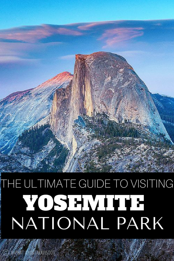 Everything You Need To Know To Plan The Perfect Trip To Yosemite National Park With Images National Parks Trip Yosemite National Park National Parks
