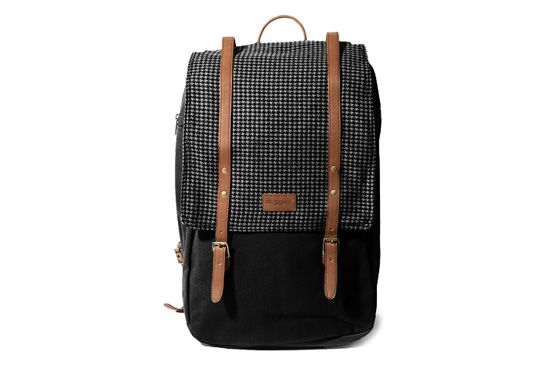 WHEREHOUSE [Obey - Noreaster Map Backpack Black]