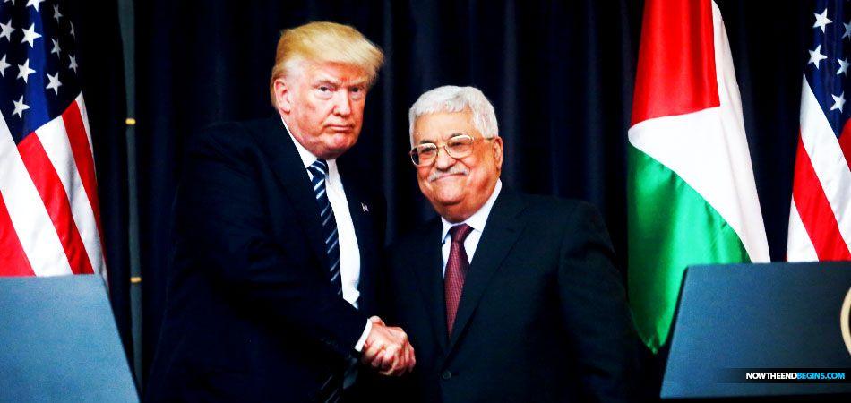Palestinian President Mahmoud Abbas Expressed Optimism On Wednesday
