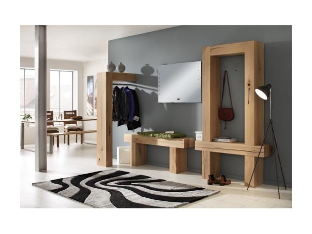 Massive wood block ideas 30X15X15cm rustikale Ideen Pinterest - komplett schlafzimmer massiv