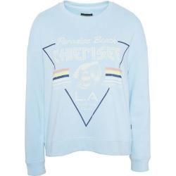 Chiemsee Sweatshirt mit Logoprint, Größe Xl in Cool Blue, Größe Xl in Cool Blue Chiemsee #graphicprints