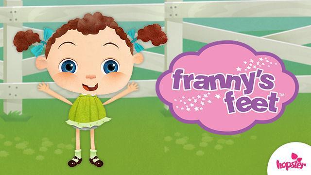 11++ Frannys feet information