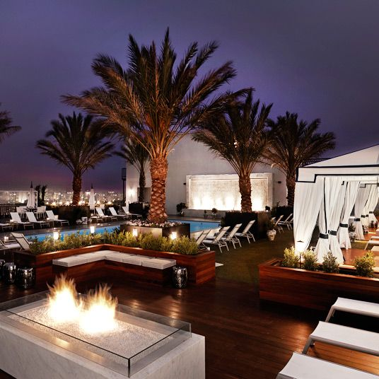 The London West Hollywood Hotel La Luxury Hotels Deals Reservations