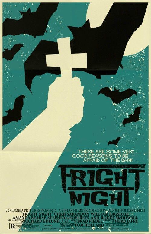 Fright Night Alternative Movie Poster