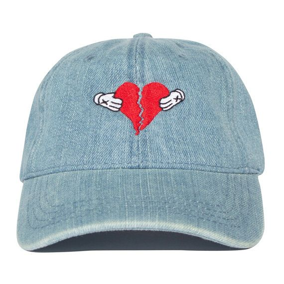 Hey, I found this really awesome Etsy listing at https://www.etsy.com/listing/399593897/heartbreak-hat-denim
