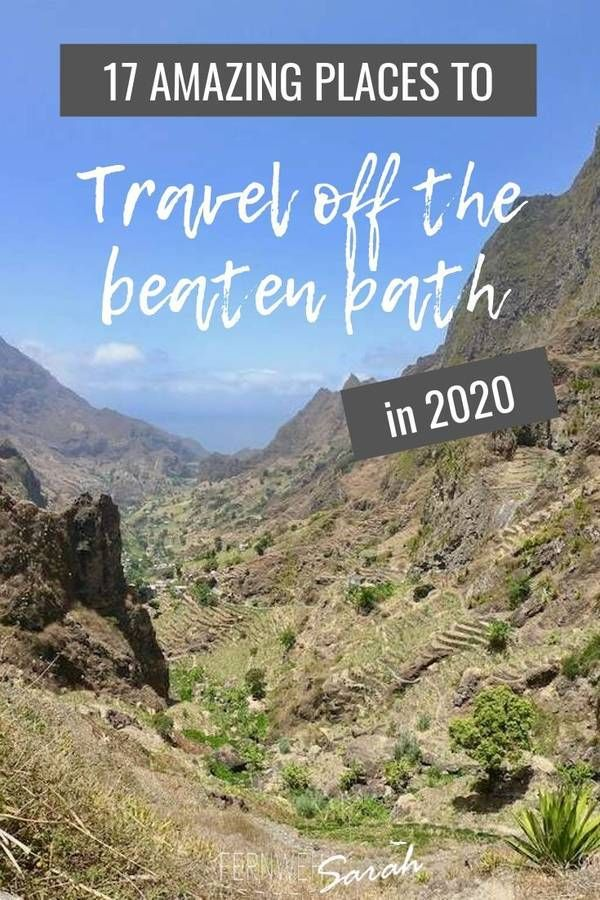 Unusual holiday destinations – Bloggers reveal their secret travel tips for 2020  – Travel Inspiration!
