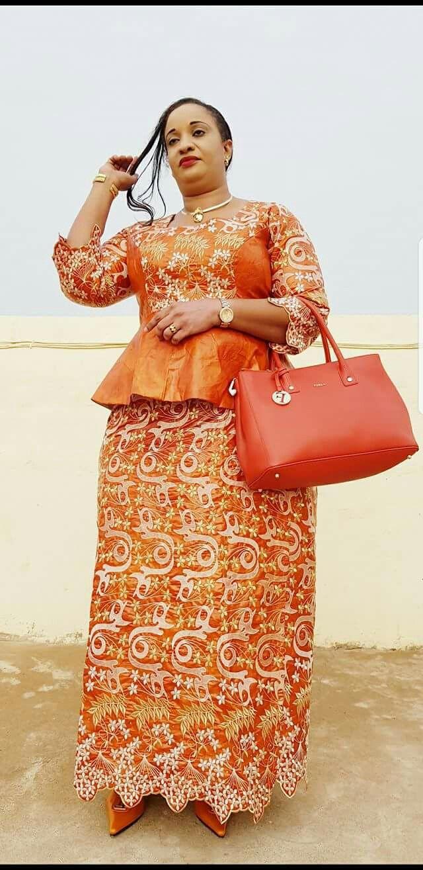 Modèle | Mode africaine robe, Mode africaine, Robe africaine