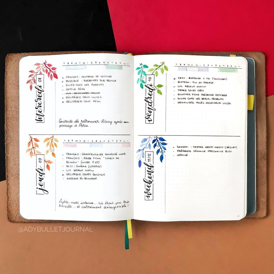 1 952 Likes 55 Comments Ady S Bujo Adybulletjournal On Instagram Bullet Journal Weekly Layout Organization Bullet Journal Bullet Journal Inspiration