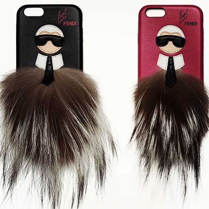 Furry Karl - Fendi iPhone 6 cases  2ccc8c1e66e77