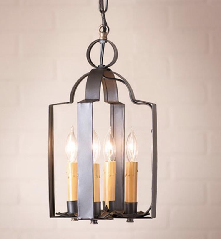 Tinners Saddle Light In Smokey Black 2019 Ceiling Lamp