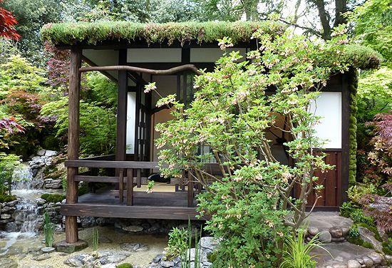 Japanese Style Summerhouse