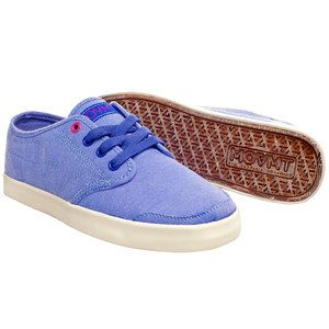 Marcos Sneaker Unisex Blue, $79.95, by The People's Movement !!