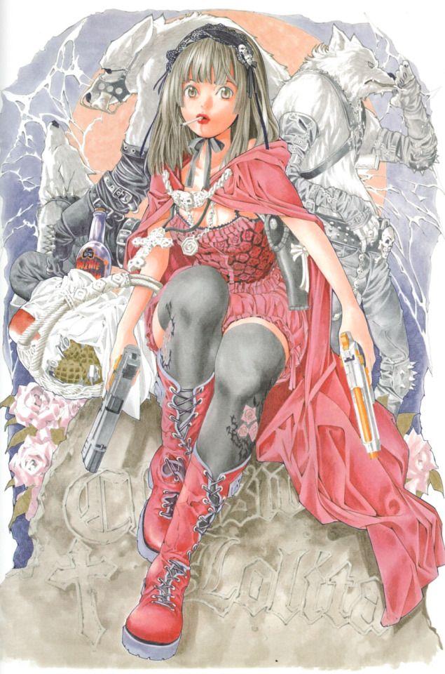 Blanc et Noir Takeshi Obata (x) in 2020 Art, Manga art