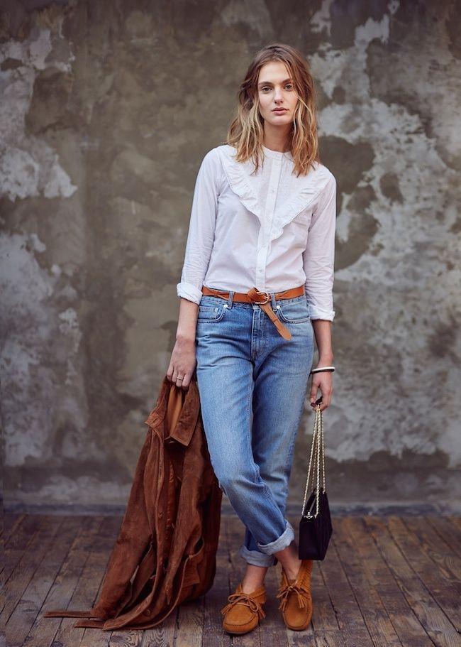 Sezane Look Style Pinterest Style Fashion Et Loafers