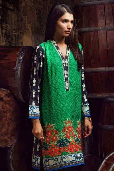 New Collection Of Khaadi For Spring Season 2015