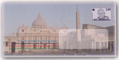 Papst Auf Vatikanischer Letzttags Ganzsache Papst Sachen Briefmarken