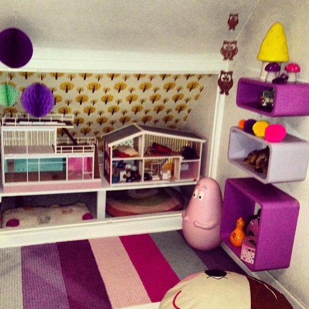 Tolle Idee für ein individuelles Kinderzimmer miniatures