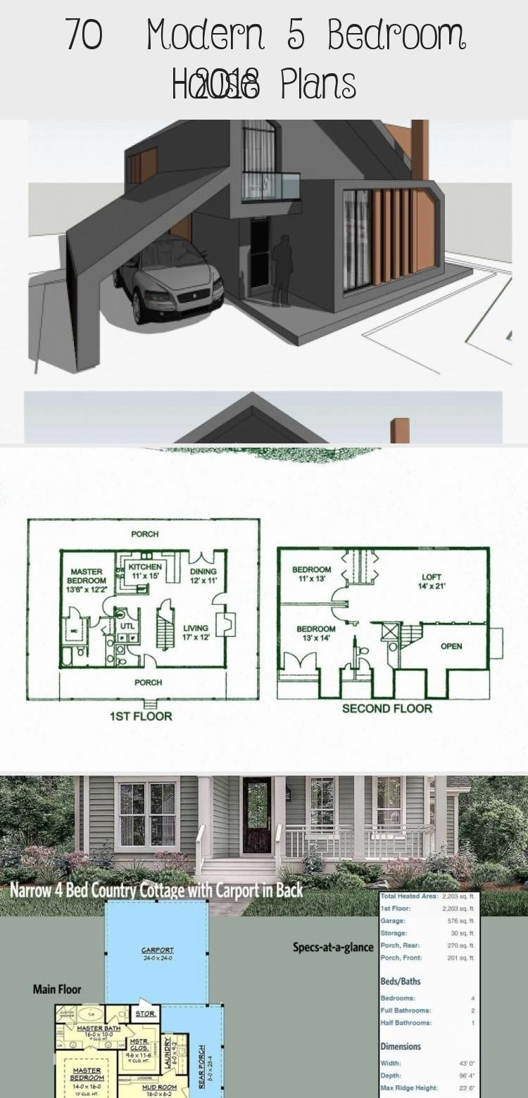 This Is It This Is My Dream House Plan Just Attach A Substantial 2 4 Stall Attach In 2020 Traumhaus Haus