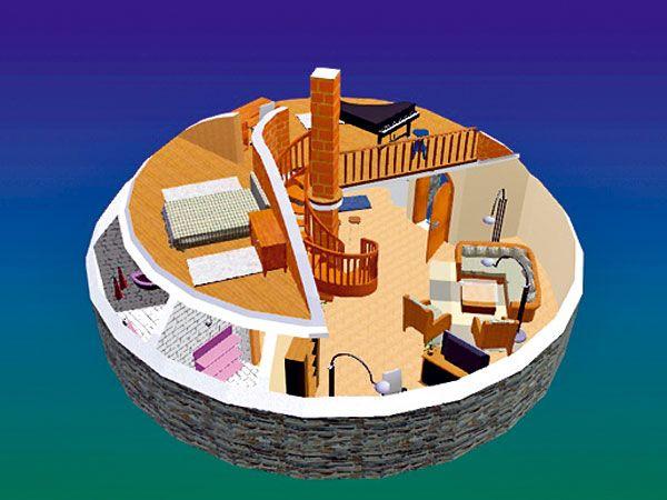 Netradičný nízkoenergetický dom za 35 500 eur 8