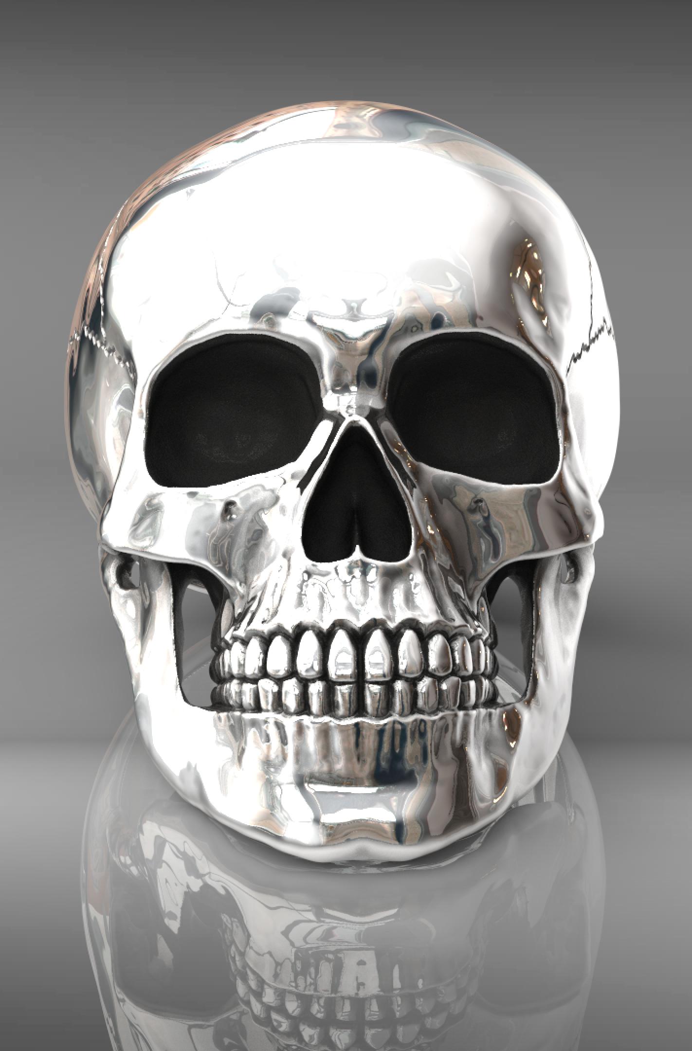Картинки мужские черепа