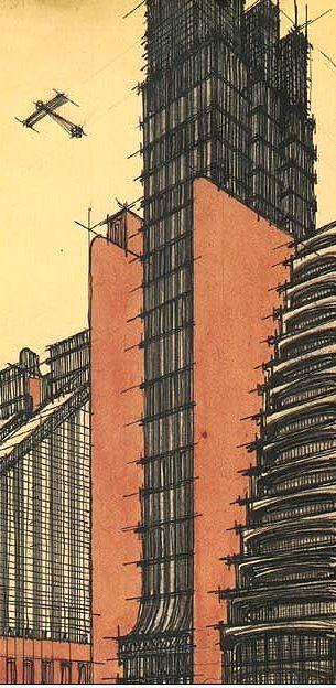 Antonio Santelia-studio-per-centrale-elettrica_1914